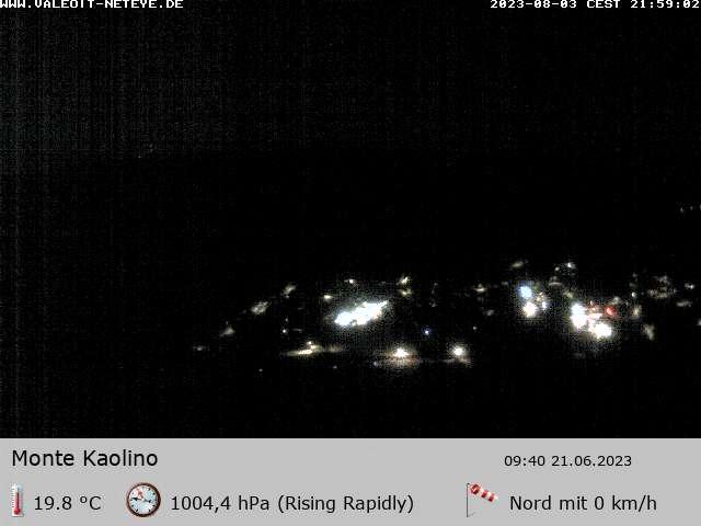 Hirschau MonteKaolino Webcam